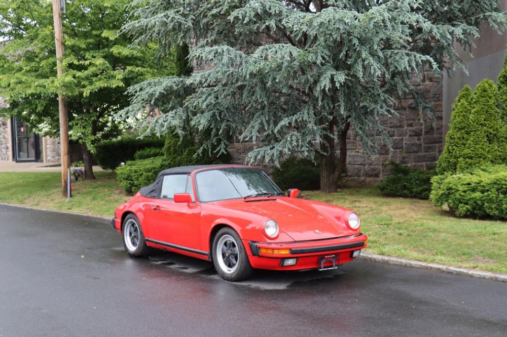 Used 1986 Porsche 911 Carrera 3.2 Cabriolet  | Astoria, NY