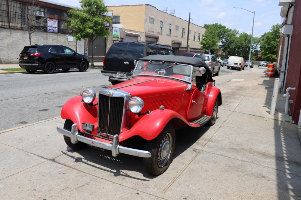 Used 1953 MG TD  | Astoria, NY
