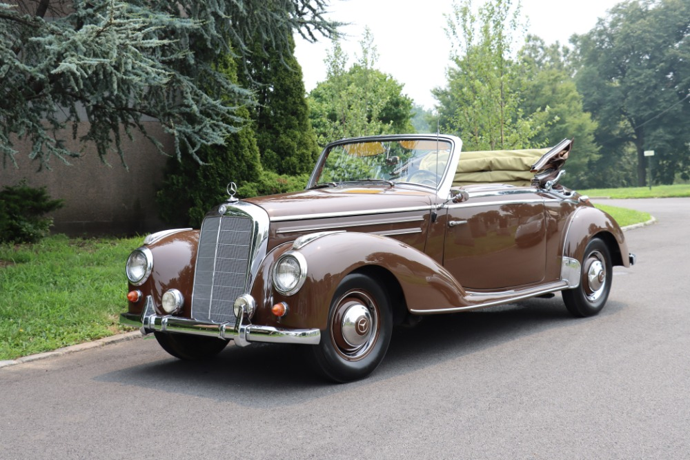 Used 1954 Mercedes-Benz 220A  | Astoria, NY