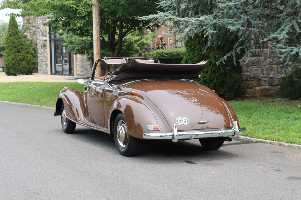 Used 1954 Mercedes-Benz 220A    Astoria, NY