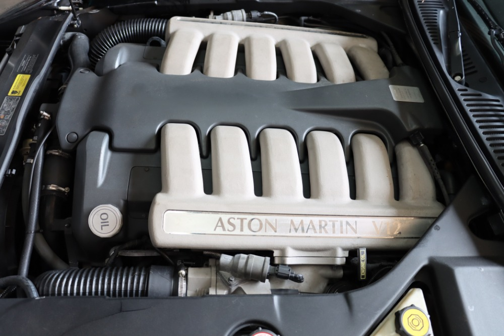Used 2000 Aston Martin DB7  | Astoria, NY
