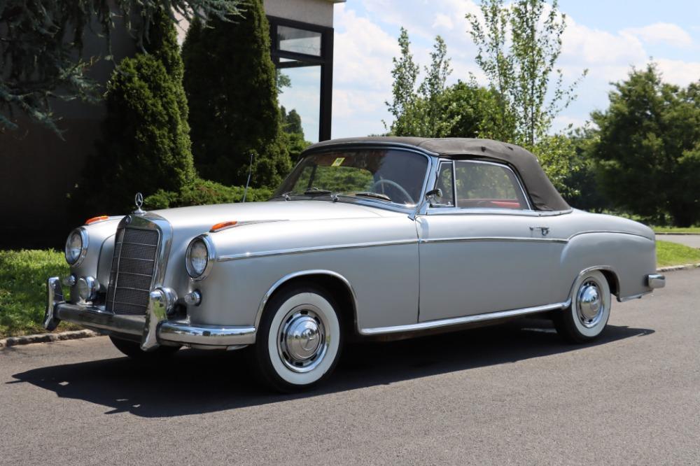 Used 1959 Mercedes-Benz 220S  | Astoria, NY