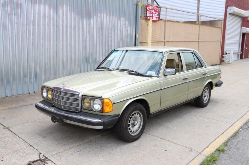 1984 Mercedes-Benz 300D