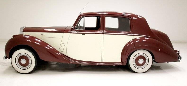 Used 1953 Bentley R-Type Left-Hand-Drive  | Astoria, NY