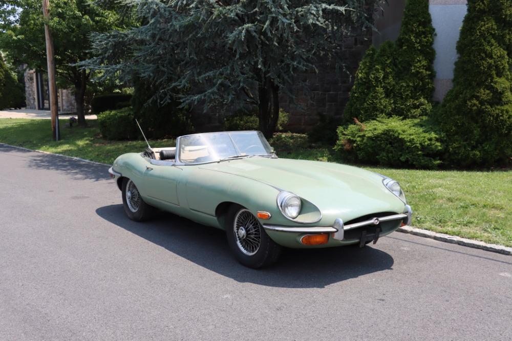 1970 Jaguar E-Type