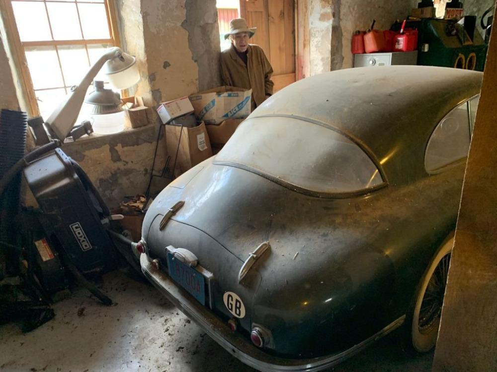 Used 1953 Aston Martin DB2  | Astoria, NY