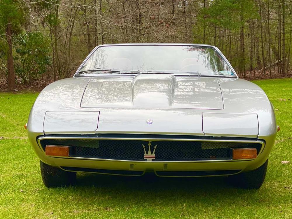 Used 1970 Maserati Ghibli Spyder  | Astoria, NY