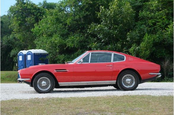 Used 1969 Aston Martin DBS Saloon  | Astoria, NY