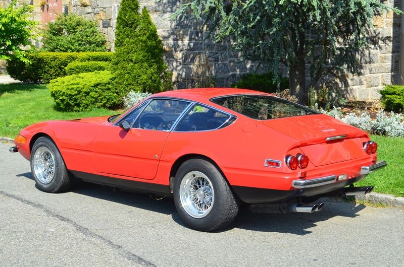 Used 1973 Ferrari 365 GTB 4 Daytona Coupe | Astoria, NY